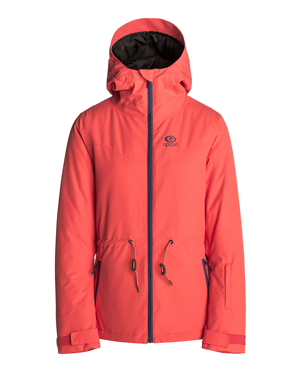 Betty Plain Snow Jacket