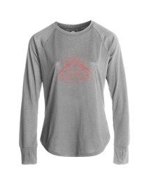 New W Shred Long Sleeve Tee