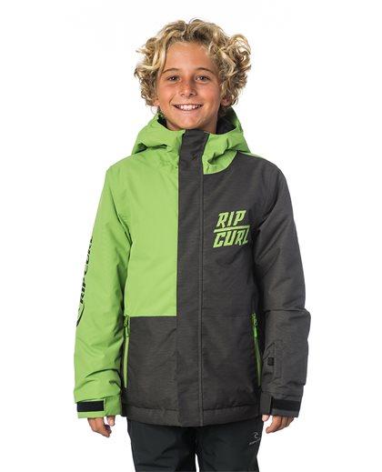 Olly Plain Snow Jacket
