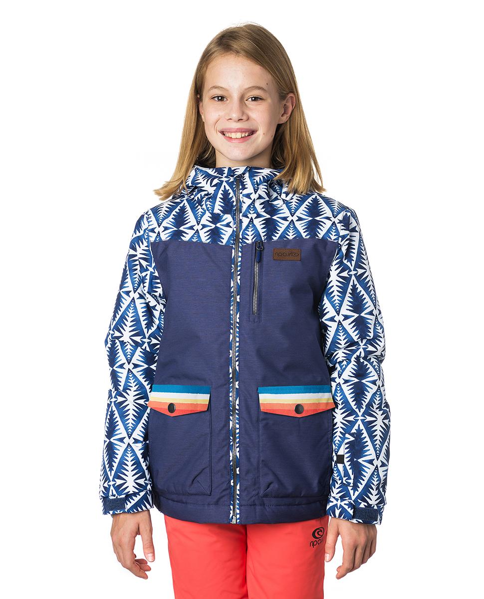 Vêtements Veste Printed Curl Enfant Rip France De Snake Ski BwgExwSq