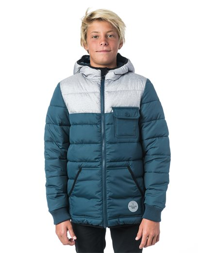 Puffer Pocket Boy Jacket