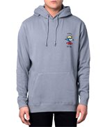 Search Icon Hood - Fleece