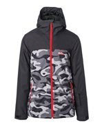 Enigma Printed Snow Jacket