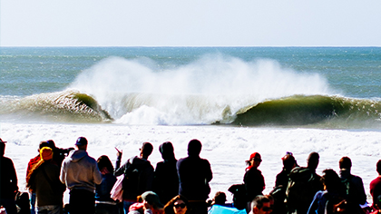 The World Title Race Heats Up as the Tour Heads South for the 10th Edition of the Rip Curl Pro Portugal