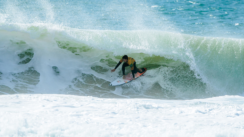 Gabriel Medina Inches Closer to his Second World Title