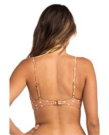 Top de bikini con aros Hanalei Spot Balconette