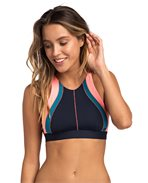 Mirage Colorblock - Crop Top