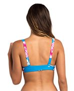 Top tipo Halter Infusion Flower