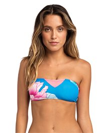 Top tipo Bandeau Infusion Flower