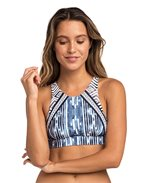 Moon Tide Crop Top