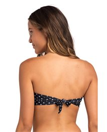 Top tipo Bandeau Salt Sky