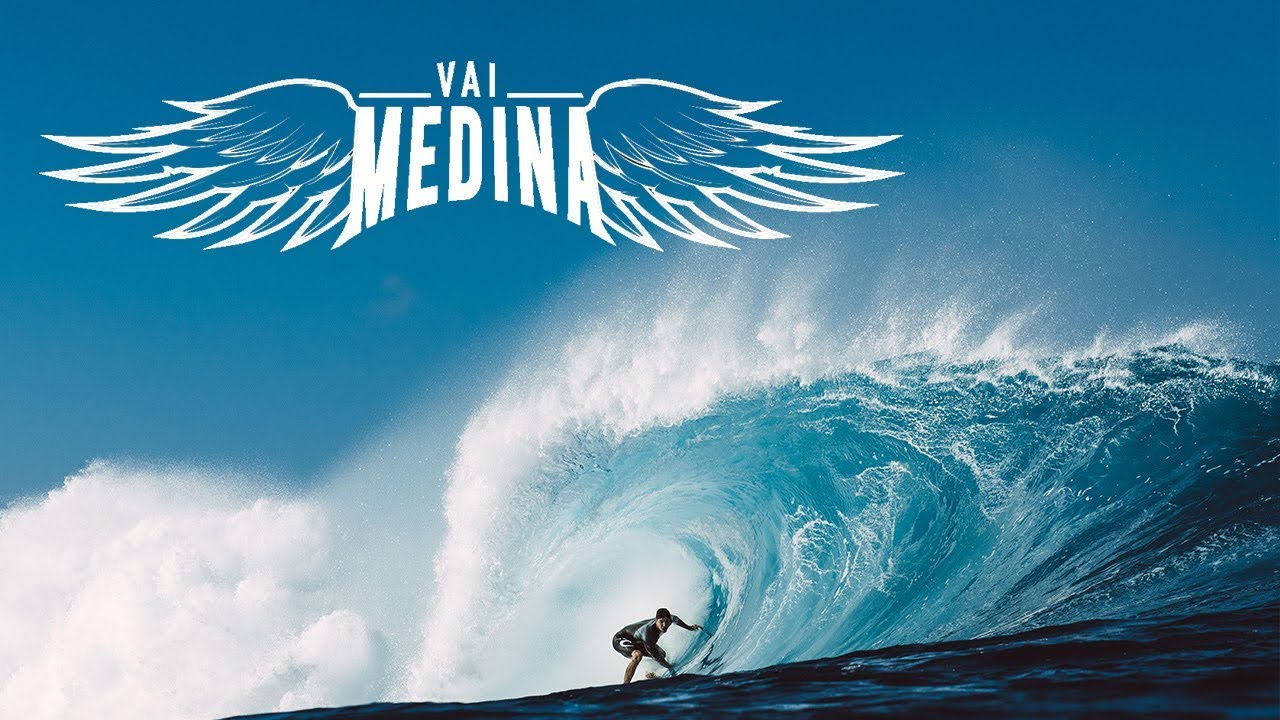 One Week Before the Showdown: Behind the Scenes with Gabriel Medina