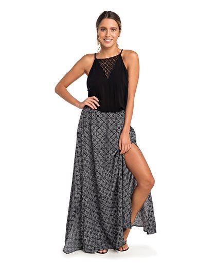 Coast Infusion - Maxi Dress