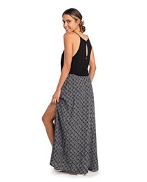 Coast Infusion - Maxi Dress