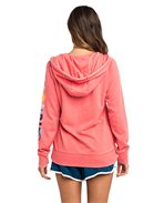 Sweat Horizion Zip Thru Hooded