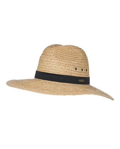 Essentials Straw Panama - Hat