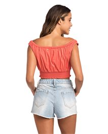 Pop Cropped - Shirt