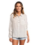 Camisa de manga larga White Wash