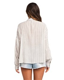 White Wash - Long Sleeve Shirt