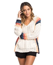 Sweater Getaway Hooded