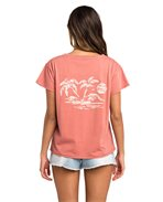 Sunset Beach - Pocket Tee