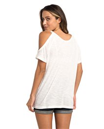 Camiseta Salty Cold Shoulder