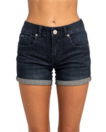 Summer Sway - Denim Short