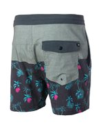 Boardshort Retro Deep Jungle 16''