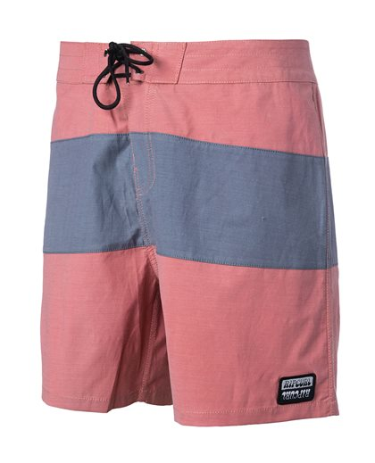 Retro Paneled 17'' - Boardshort