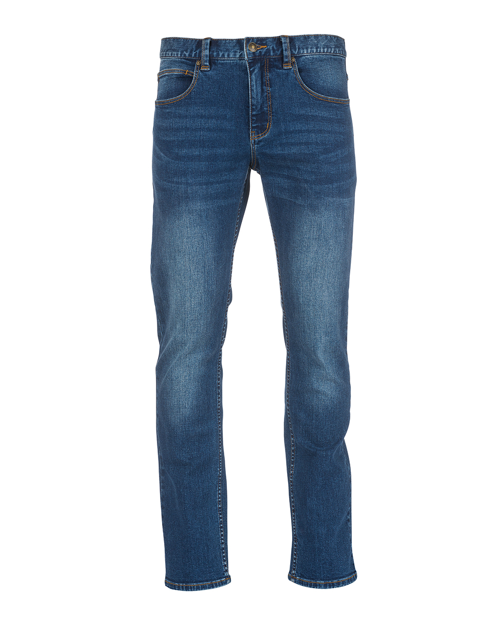 Slim Tidal Blue Denim