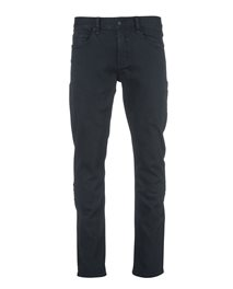 Straight Salt Black - Jeans