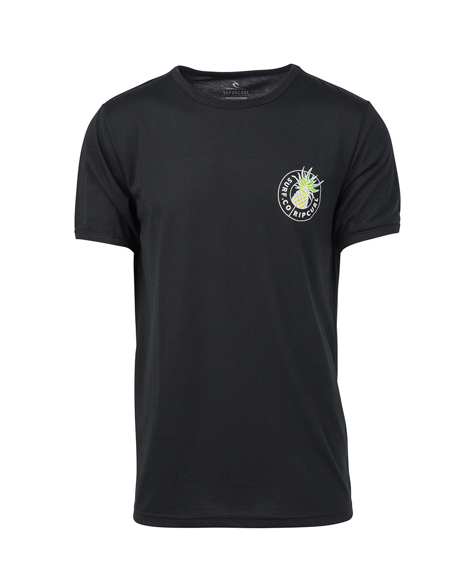 Tropic Topic Short Sleeve Vapor Cool - Tee