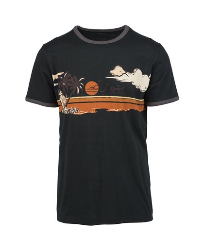 Hawaiian Sunset Short Sleeve - Tee