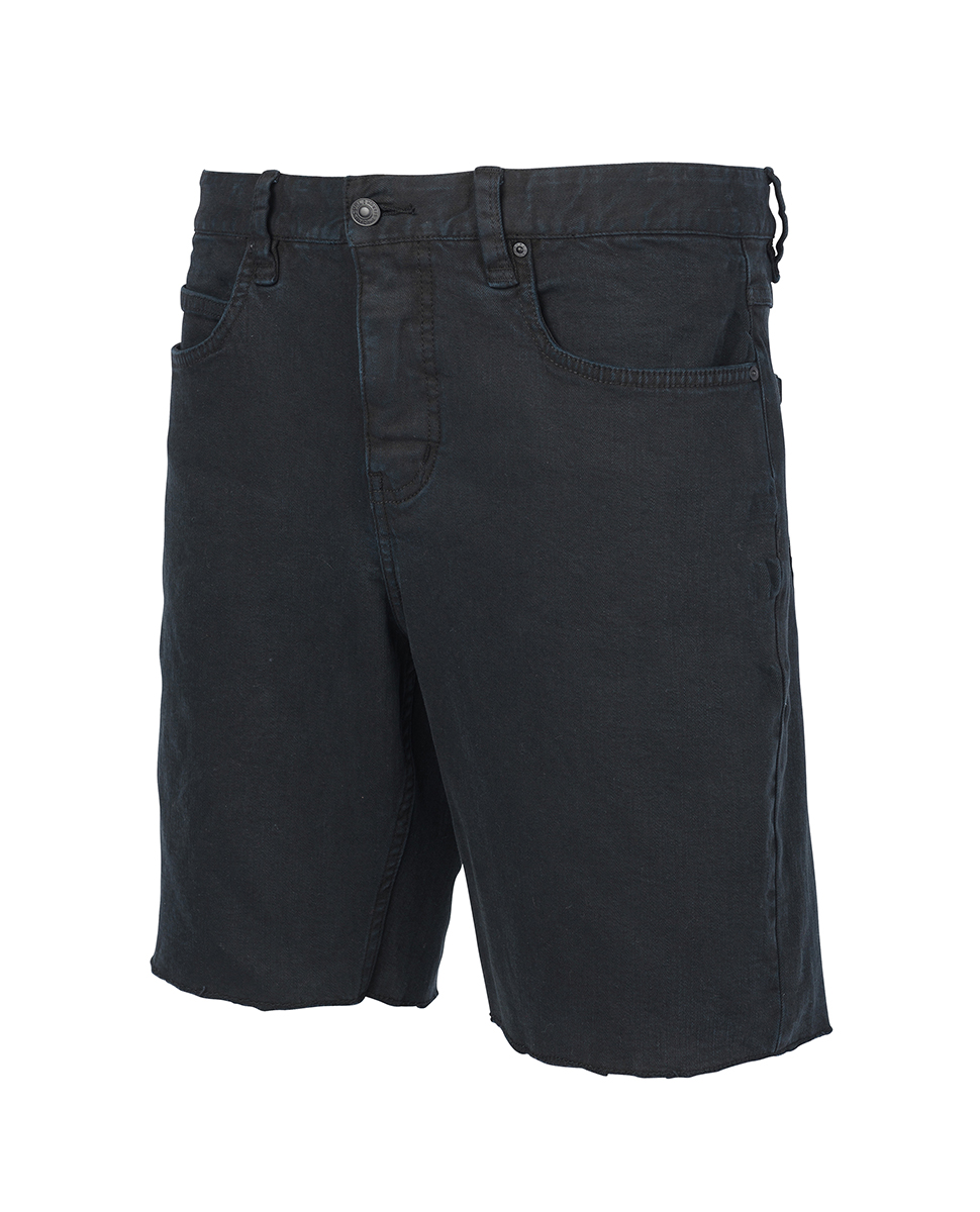 Salt Black Denim Walkshort