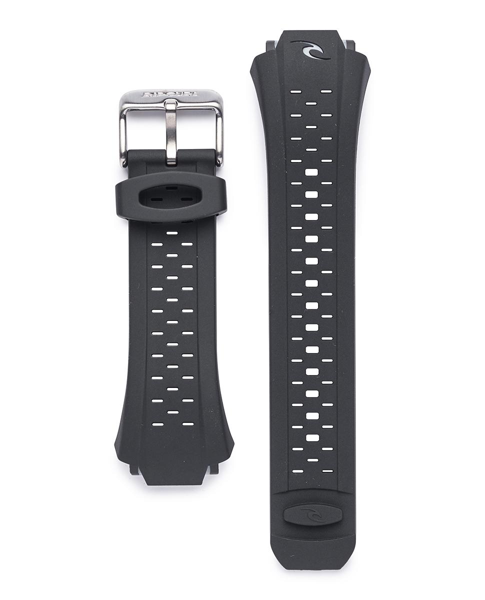 Watch strap black B1041G Rip Curl