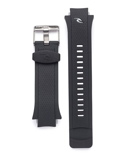 Watch strap black B2189 Rip Curl