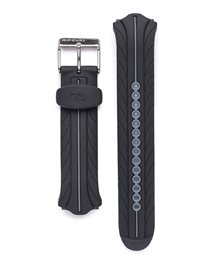 Watch strap black  B7320 Rip Curl