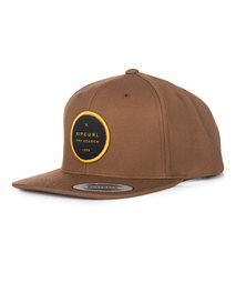 Gorra Valley Badge Snap Back