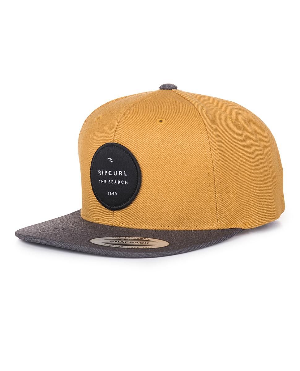 3f70a3aa7fa256 Valley Badge - Snapback | Mens Headwear | Beach Hats | Rip Curl ...