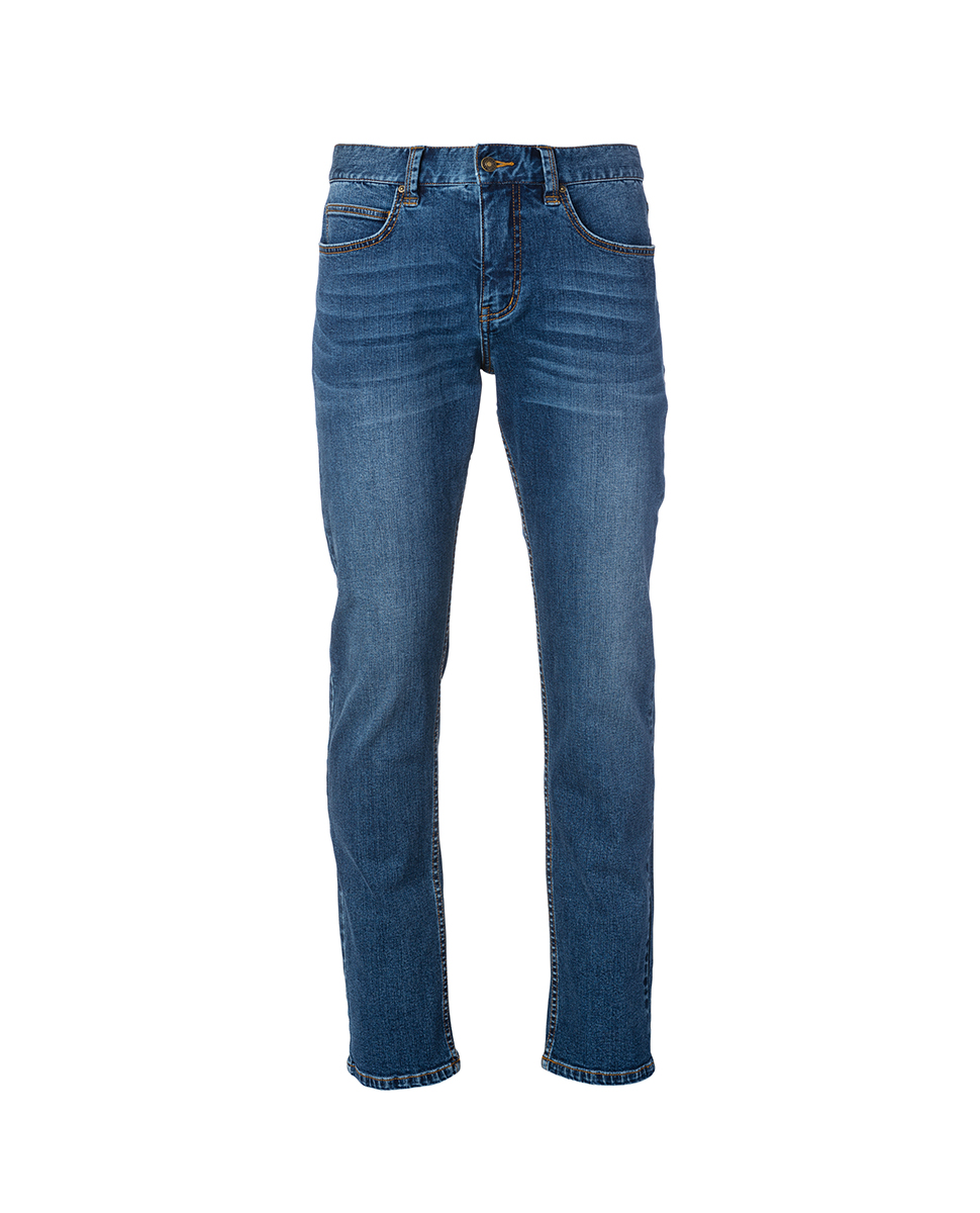 Straight Tidal Blue - Jeans