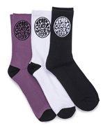 Wetty Crew Socks