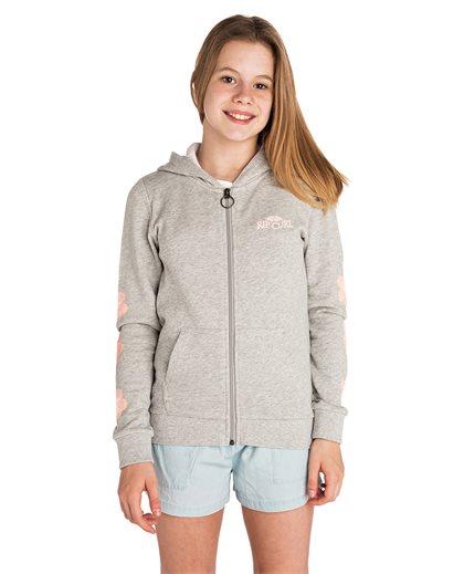 Revival Zip Thru - Hooded Fleece