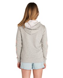 Revival Zip Thru Hooded Fleece
