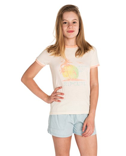Teen Original Ringer - Tee
