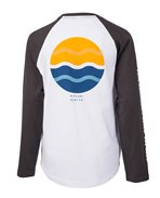 Shore Lines Boy Long Sleeve - Tee