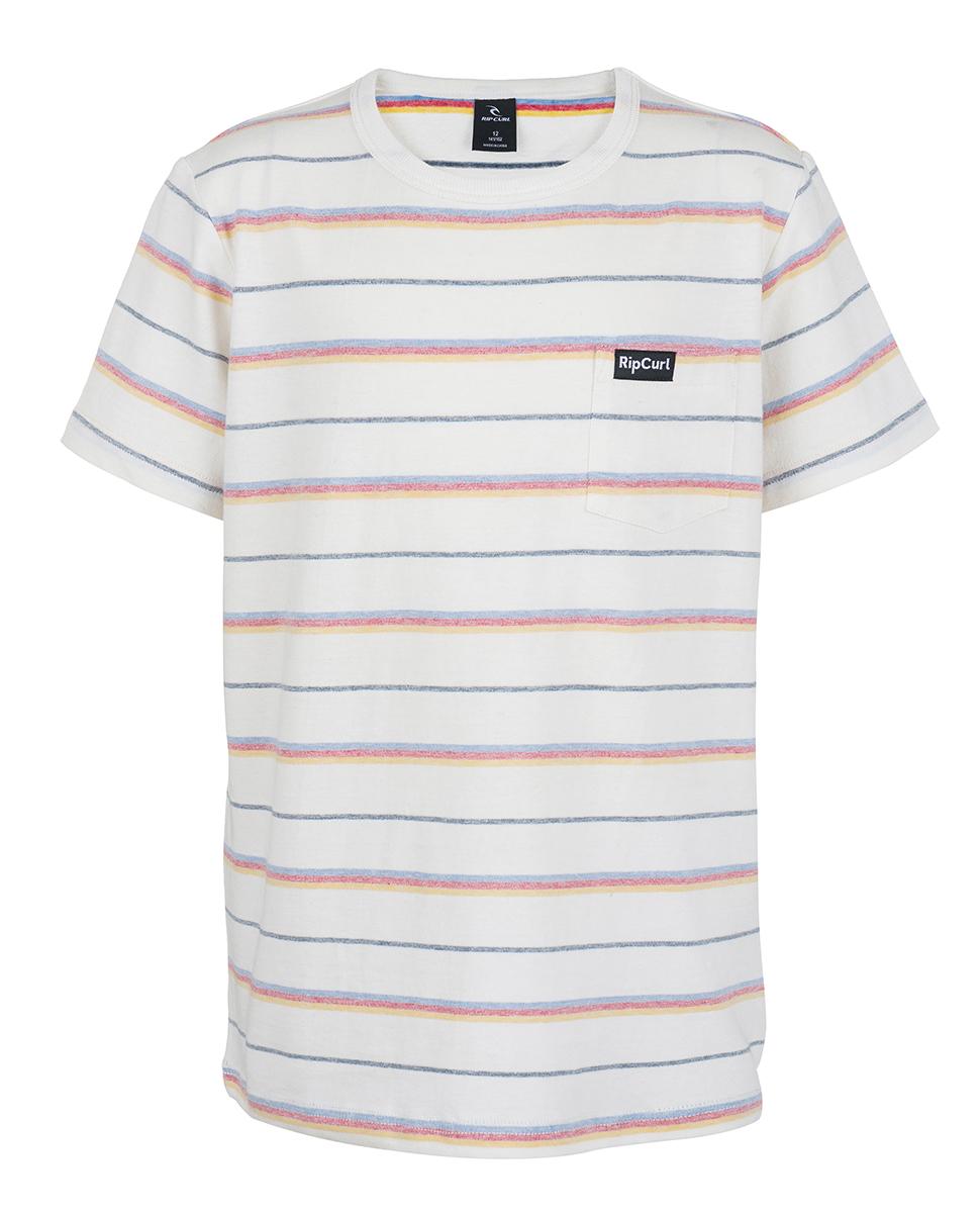 Vintage Mini Stripe Short Sleeve - Tee