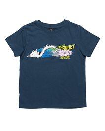 T-shirt manches courtes Groms Fast Bullet