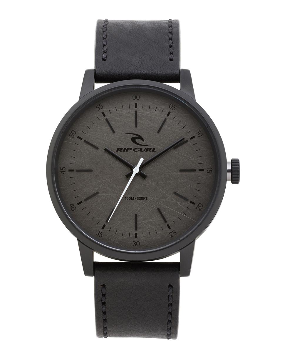 Drake Midnight Leather Watch