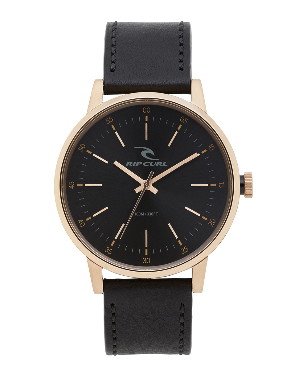 Drake Leather Rose Gold Watch Watch  02d1a5a62