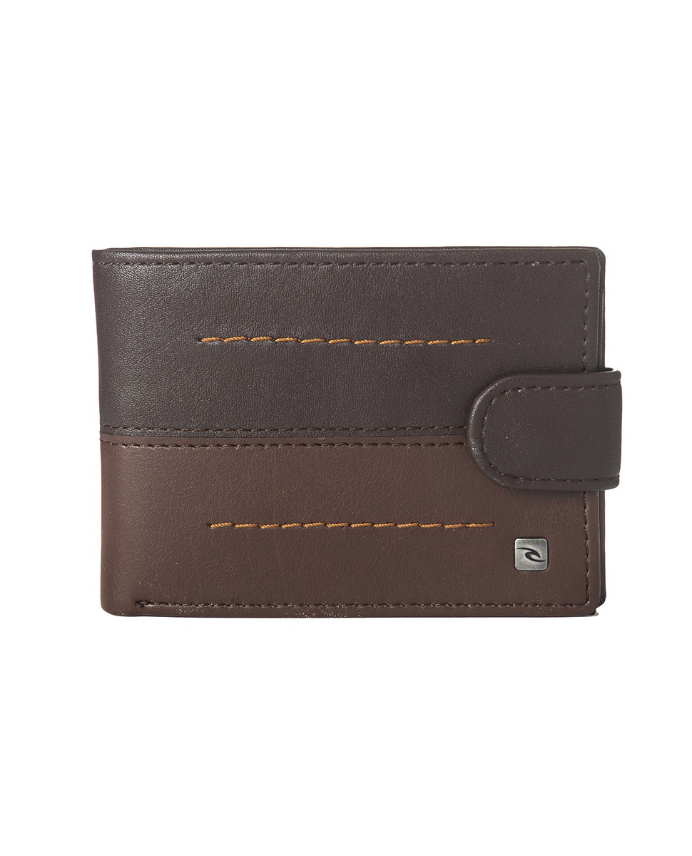 Stitch Clip Pu Slim - Wallet